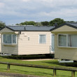 Caravan mobile homes — Stock Photo #18096493