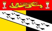 Norfolk County flag — Stock Photo
