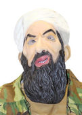 Osama Bin Laden — Stock fotografie