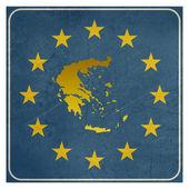 Greece European sign — Stock Photo
