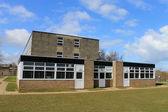 Secondary school building — Stock Photo