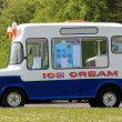 Foto de Stock  : Ice cream van