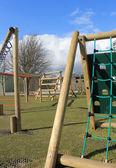 School playground — Stock Photo