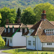 Stock Photo: Houses in English village