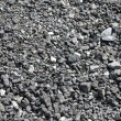 Pile of coal background — Lizenzfreies Foto
