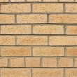 Textured brick wall background — Zdjęcie stockowe
