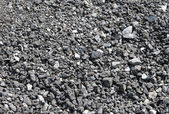 Pile of coal background — Photo