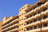 Generic tourist hotels — 图库照片