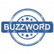 Buzzword — Stock Photo