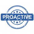 Proactive — Stock Photo
