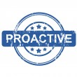 Stock Photo: Proactive