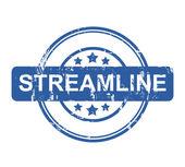 Streamline — Stock Photo