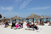 Majorca beach in summer — Stockfoto