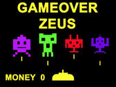 Gameover Zeus virus concept — Foto de Stock
