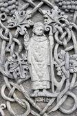 Historical religious engravings — Stock Photo