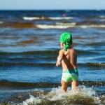 Water runner — Stock Photo