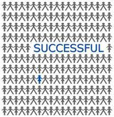 Successful — Foto de Stock