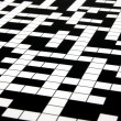 Crossword puzzle — Stock Photo #13971964