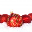 Christmas balls — Stock Photo #34681289