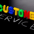 Customer service — Foto Stock