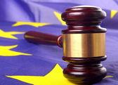 European court — Stock Photo