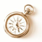 Old pocket watch — Foto de Stock