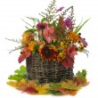 Stock Photo: Autumn bouquet