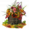 Autumn bouquet — Stock Photo #13763381