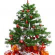 Christmas tree — Stockfoto #15759667