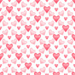 Valentine seamless pattern — Stock Photo #18572693