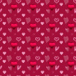 Valentine seamless pattern — Stock Photo #18572779
