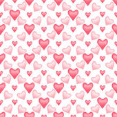 Valentine seamless pattern — Stock Photo