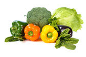 Heap of vegetables — Stock Photo