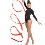 Постер, плакат: Gymnast girl
