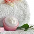 Stock Photo: Cosmetic cream