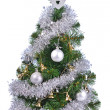 Decorated Christmas tree — Stock Photo #33396563