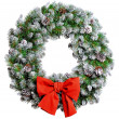 Christmas wreath — Stock Photo #35752955