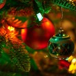 Christmas background — Stock Photo #37872645
