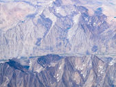 Mountains of Afghanistan  — Stock Photo