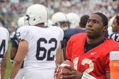 Penn State quarterback Kevin Newsome — Stock Photo
