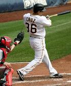 Luis Cruz of the Pittsburgh Pirates — Stock Photo