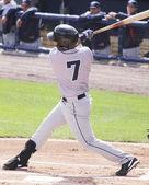 Baseball player — Stock Photo