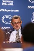 Penn state entrenador joe paterno — Foto de Stock