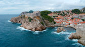 Fort Lovrijenac. Dubrovnik — Stock Photo