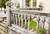 Of the old railing — Stock Photo