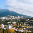 Stock Photo: City of Yalta. Ukraine.