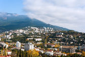 The city of Yalta. Ukraine. — Stock Photo