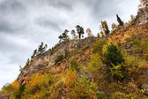 Autumn in the mountains — Stockfoto