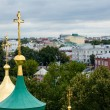 View over roofs, Yaroslavl — Stock Photo #41340143
