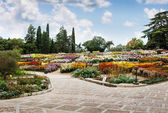 Botanical Gardens, Yalta — Stock Photo